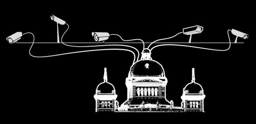 Nein zum Überwachungsstaat | Nein zum Nachrichtendienstgesetz